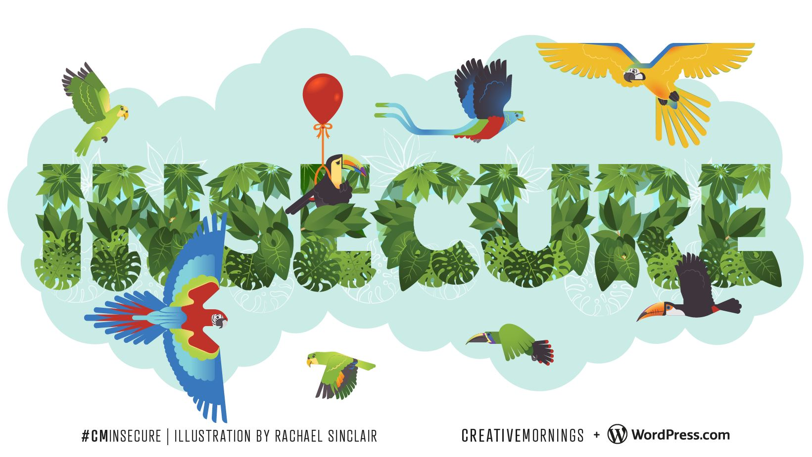 """June is """"Insecure"""" – CreativeMornings Iasi"""
