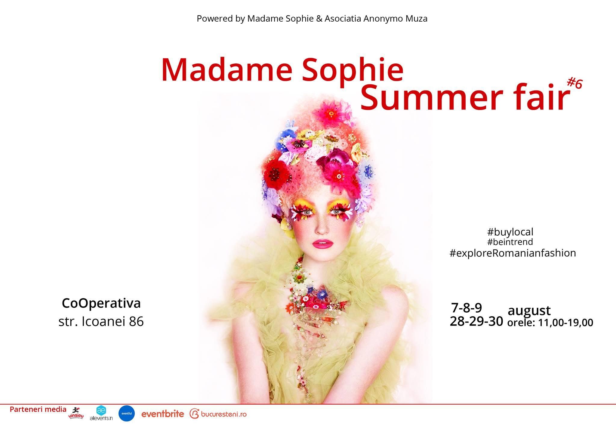 Madame Sophie – Summer Fair