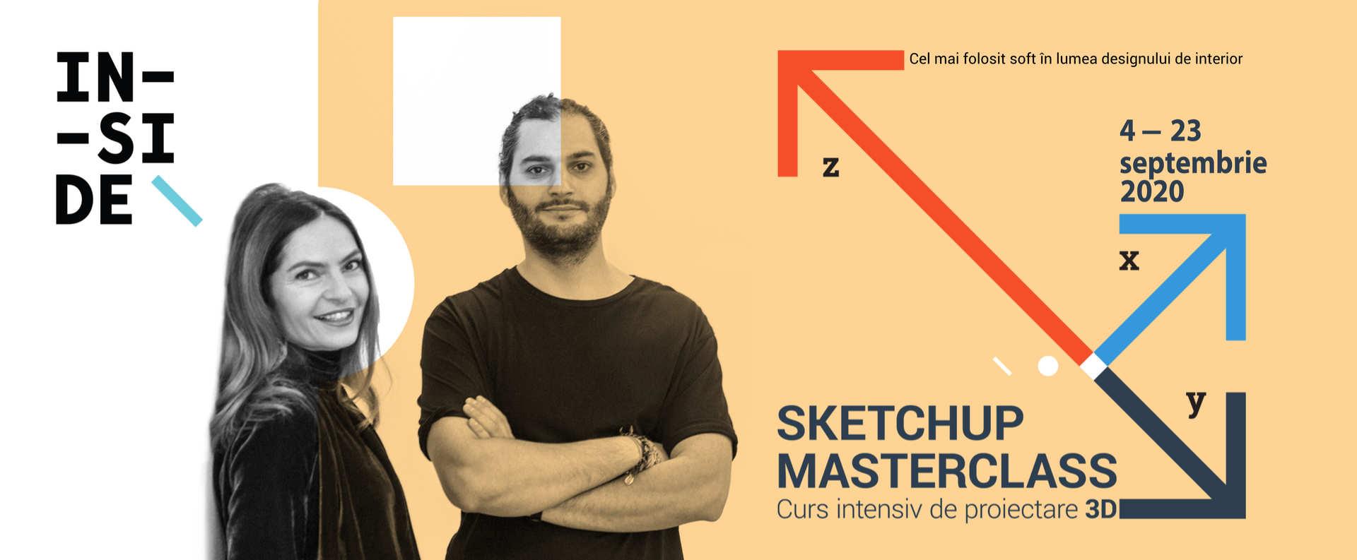 Sketchup Masterclass