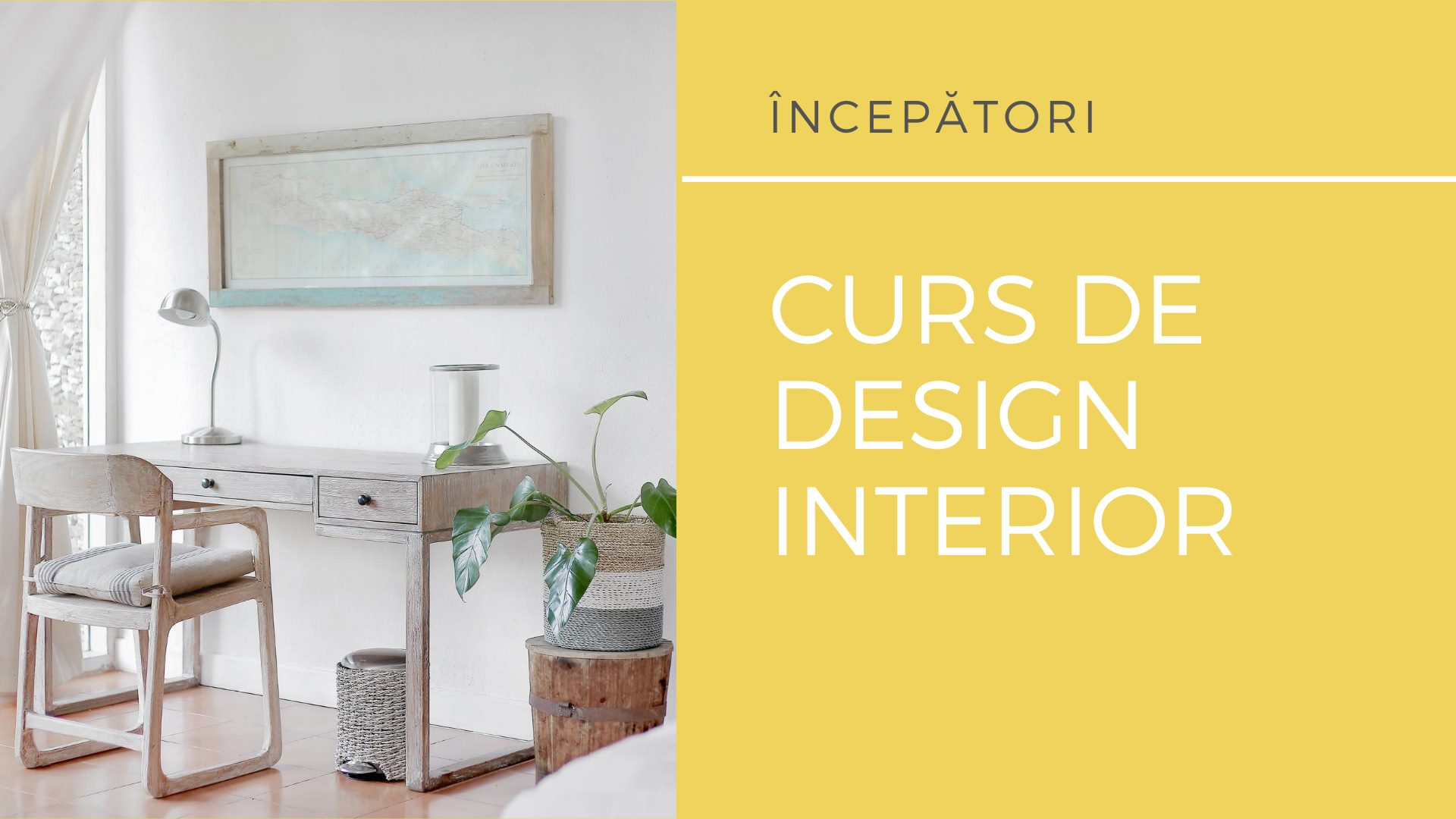Curs Design Interior