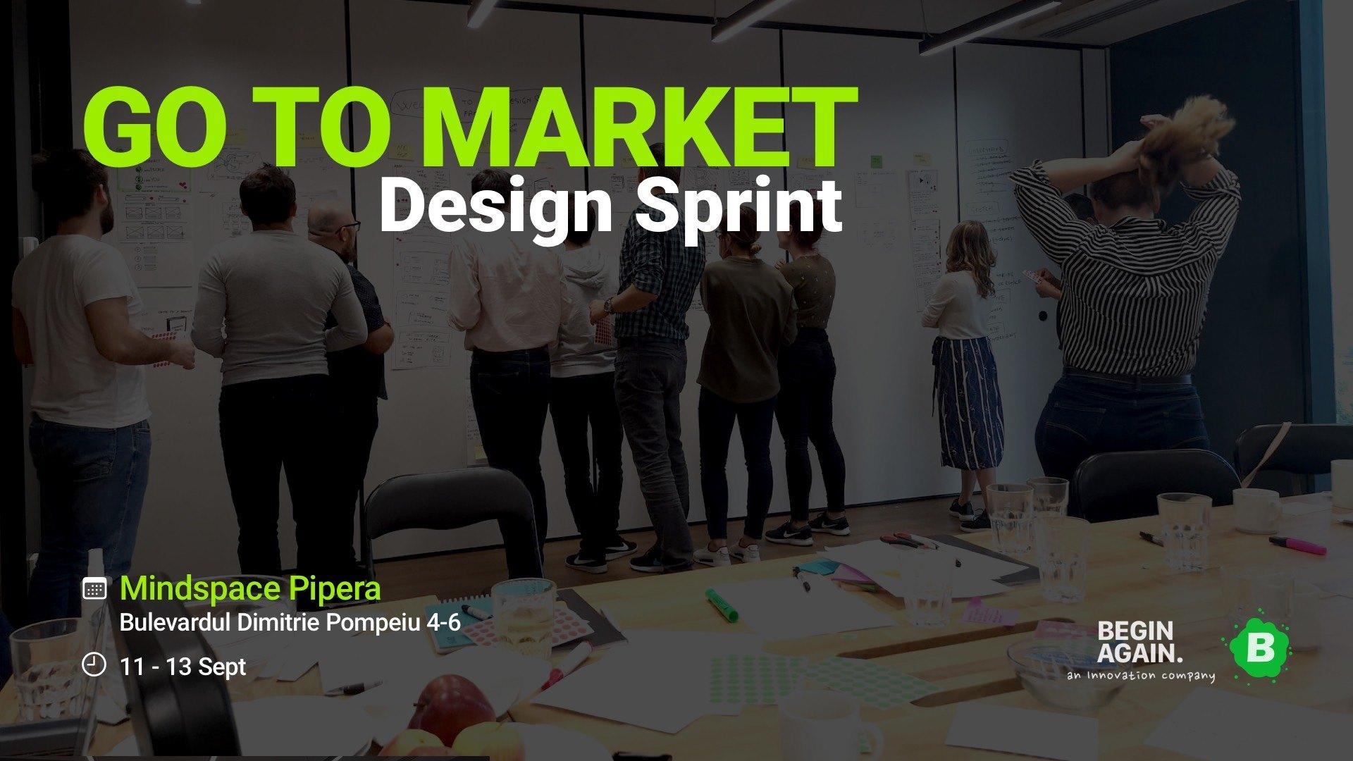 Go To Market Design Sprint