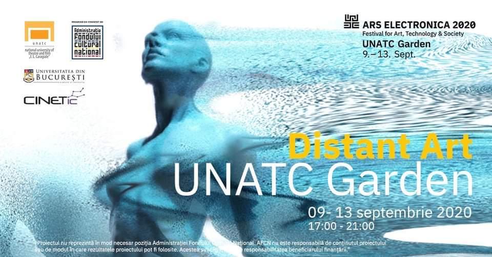 UNATC Garden | ARS ELECTRONICA 2020