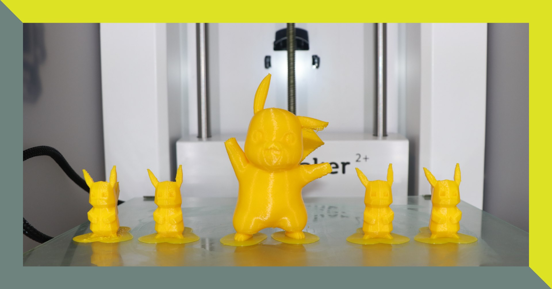 3D modelling & printing open day