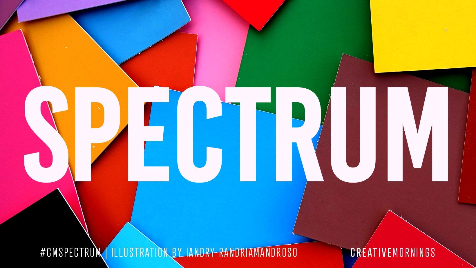 Virtual CreativeMornings Cluj on Spectrum