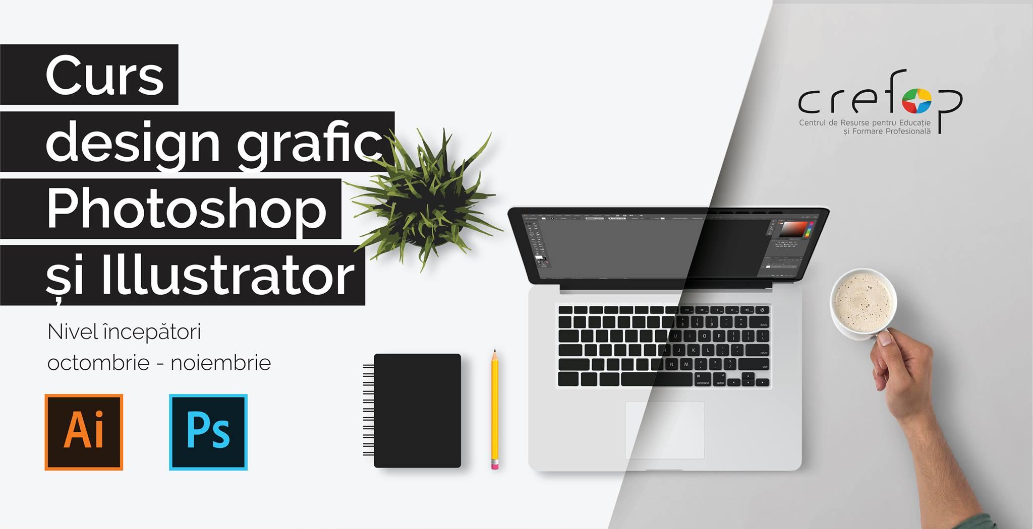 Curs Grafic Design – Photoshop&Illustrator