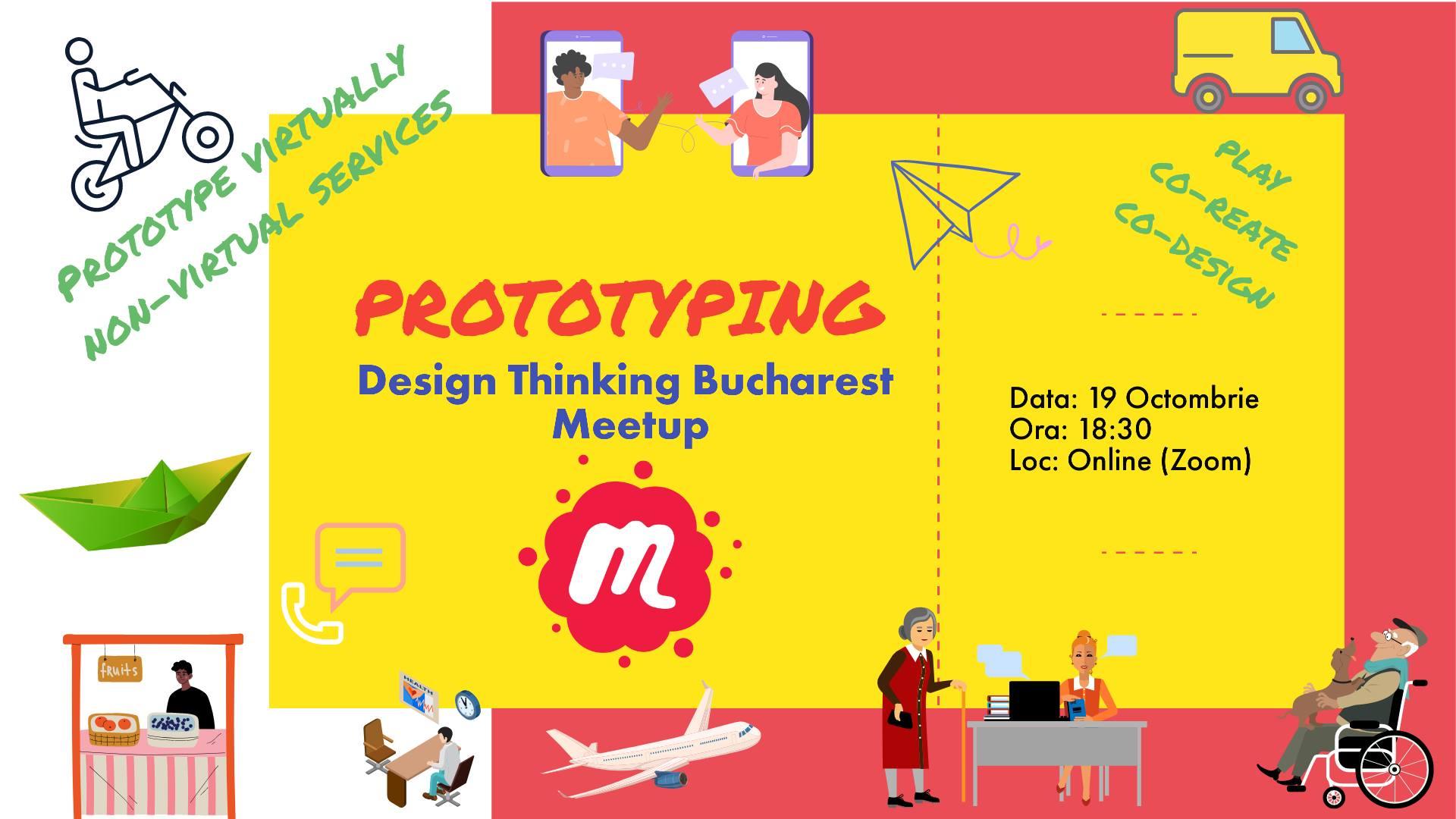 Sesiune de prototipare în mediul digital