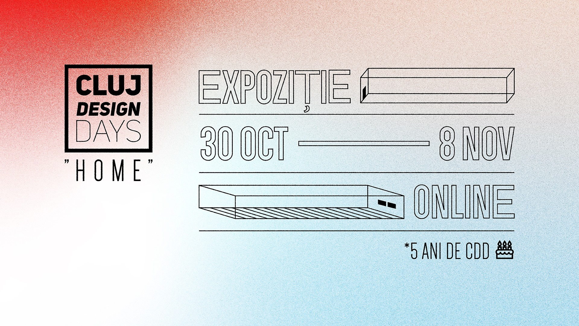 Cluj Design Days / HOME exhibition
