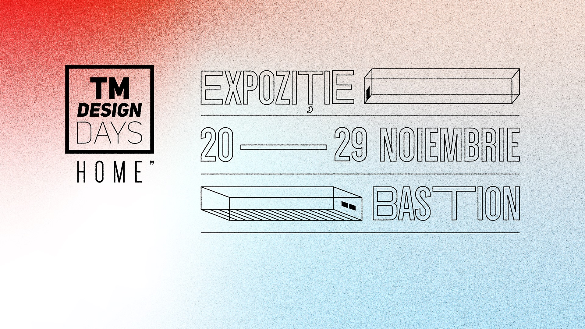 Timișoara Design Days / HOME exhibition