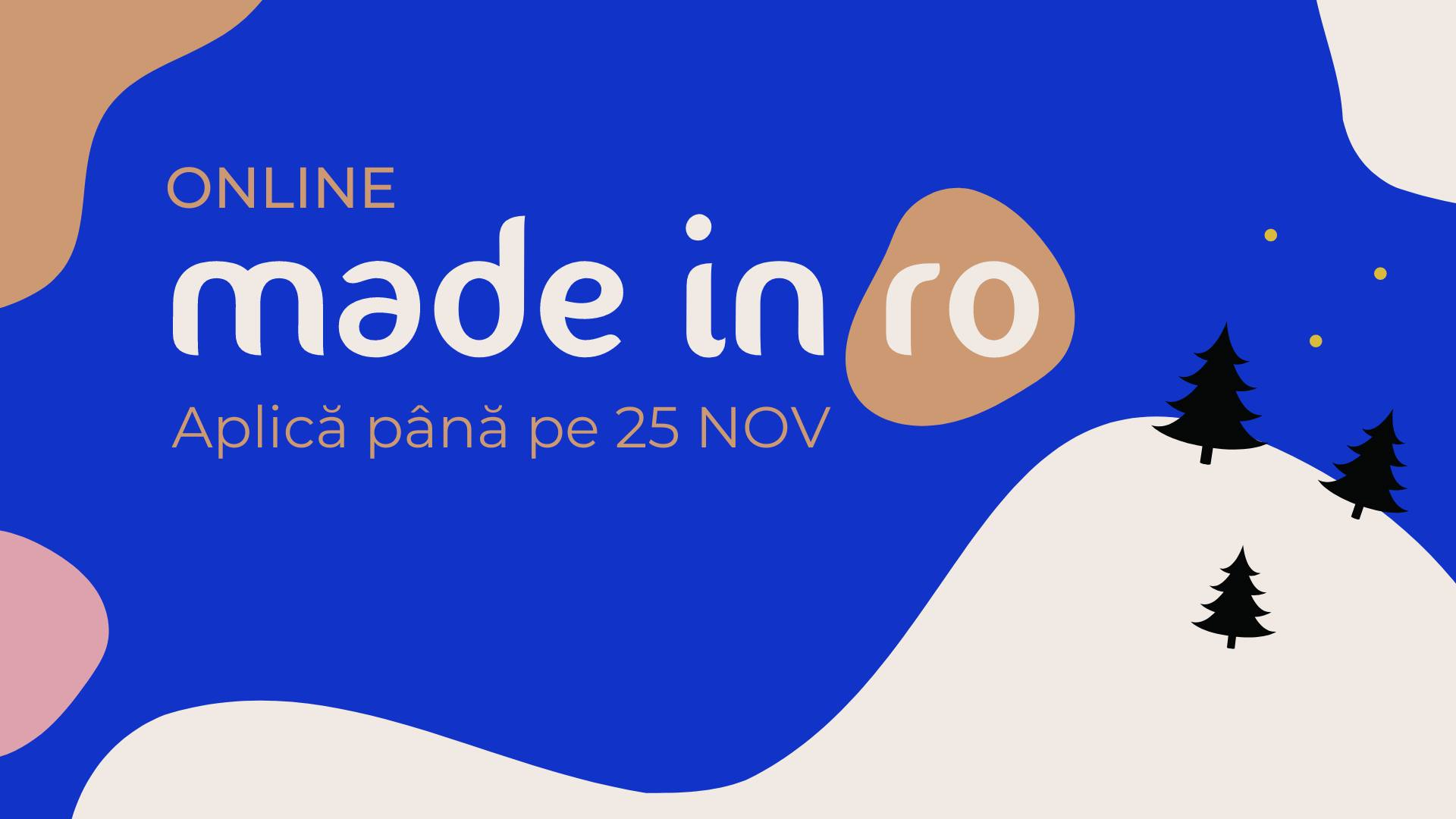 Made in RO online | Târg by Designist.ro