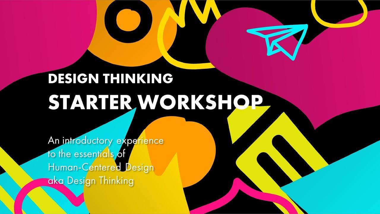 Design Thinking Starter Workshop – online (Feb)