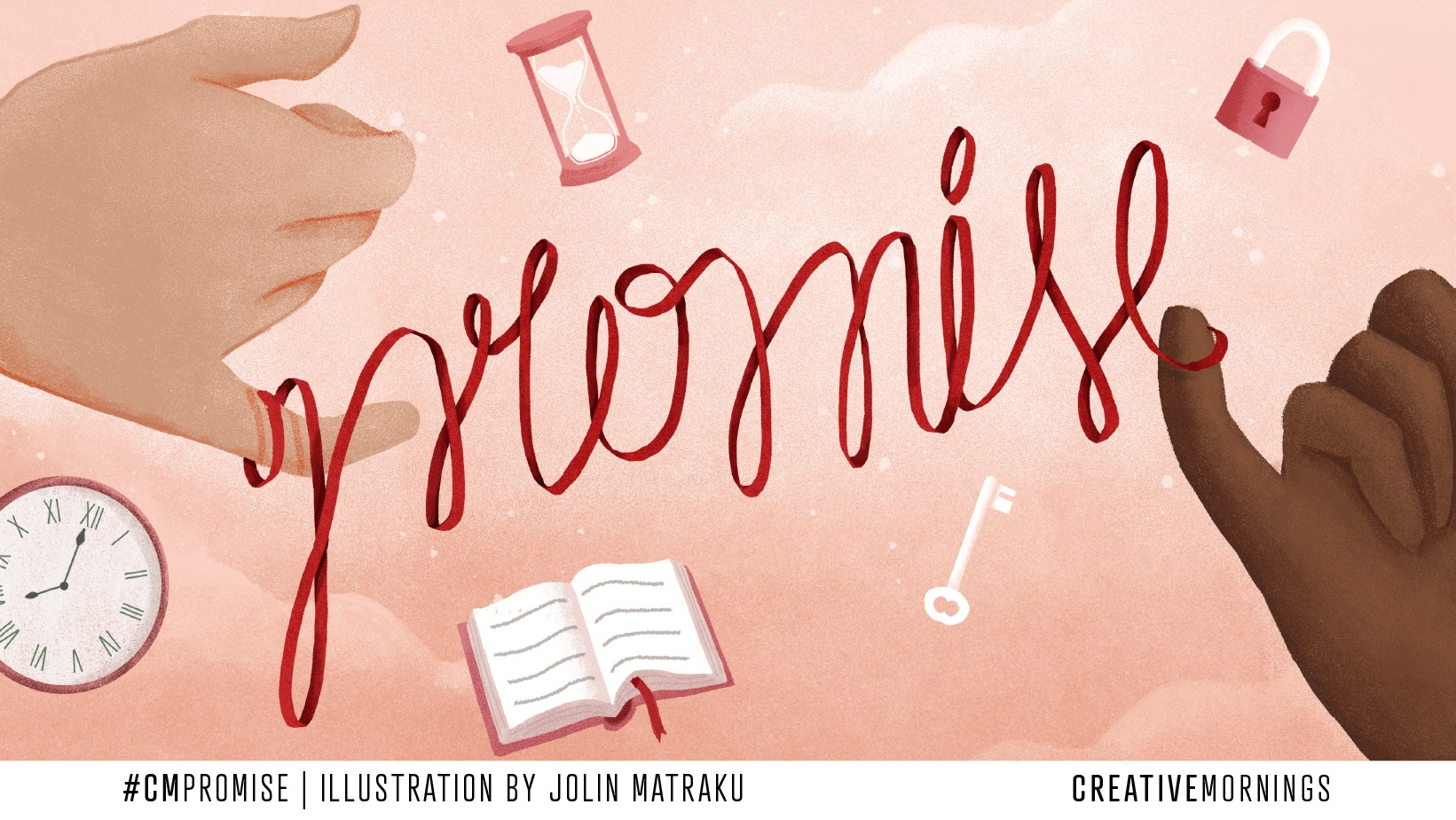 "January is ""Promise"" – CreativeMornings Iasi"