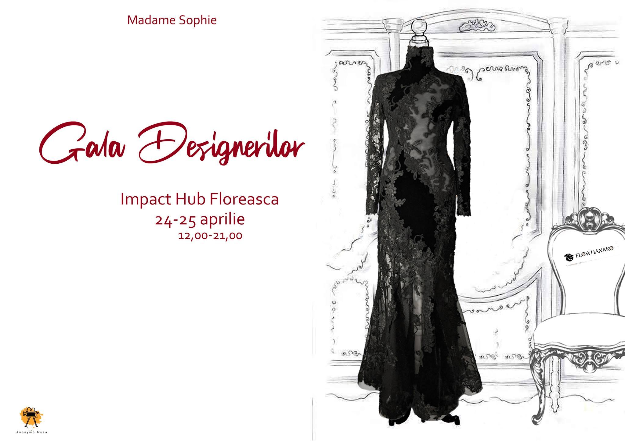 Gala Designerilor Romani