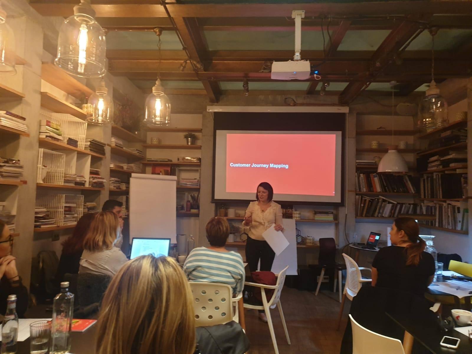 Workshop online Customer Experience Metrics