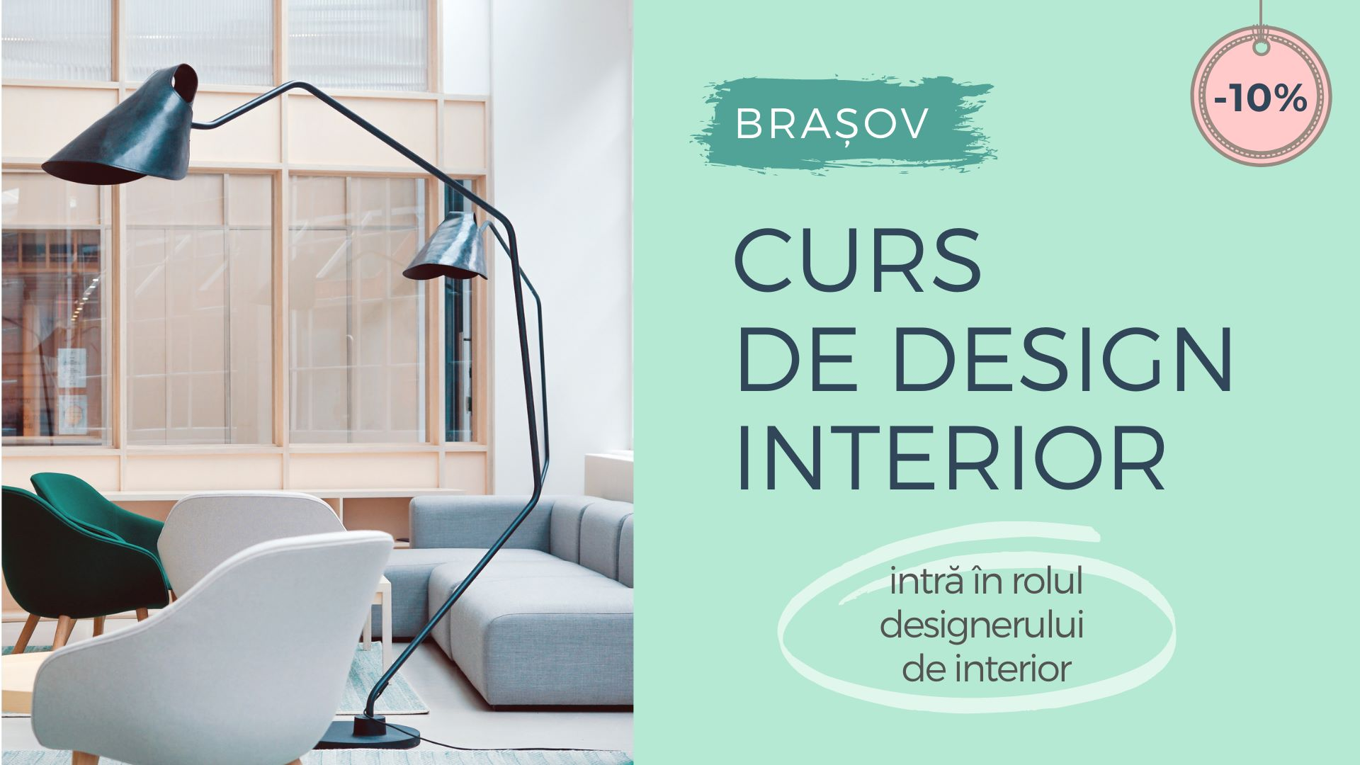Curs Design Interior | Brașov