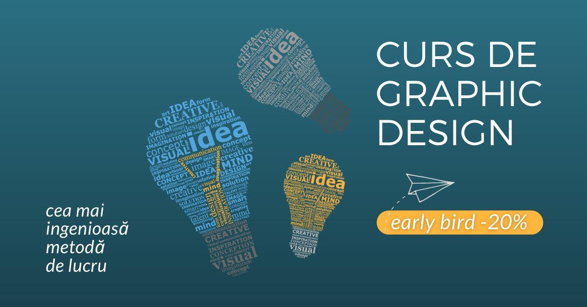 Curs Graphic Design   București
