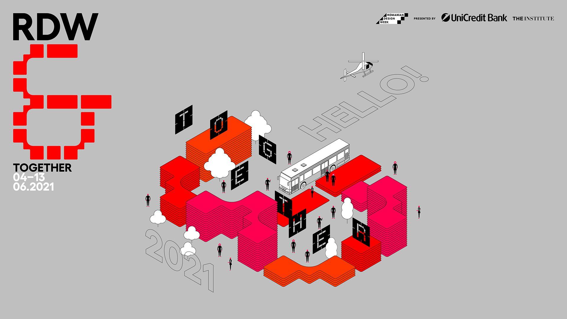 Romanian Design Week 2021 #TOGETHER