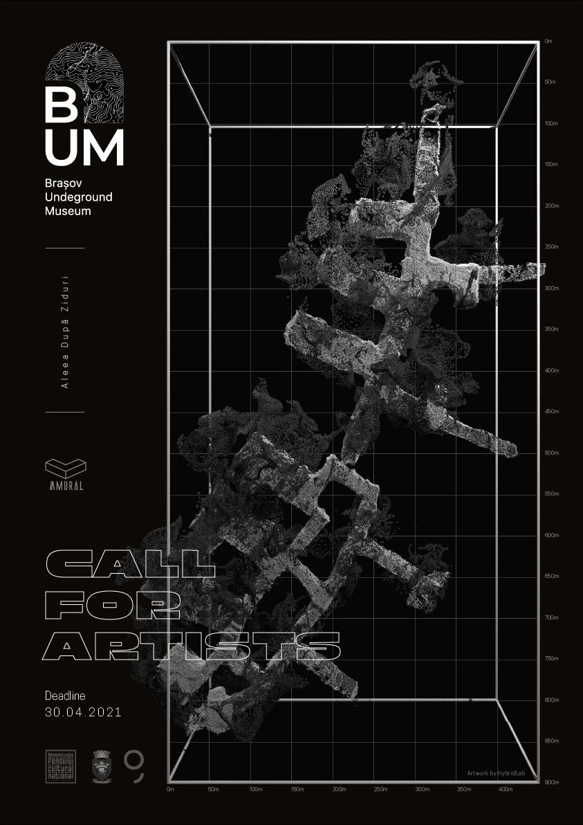 Call for artists – BUM / Brașov Underground Museum