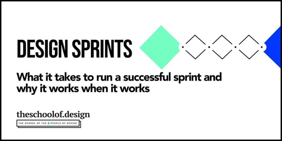 Design Sprints – the cool kid on the block