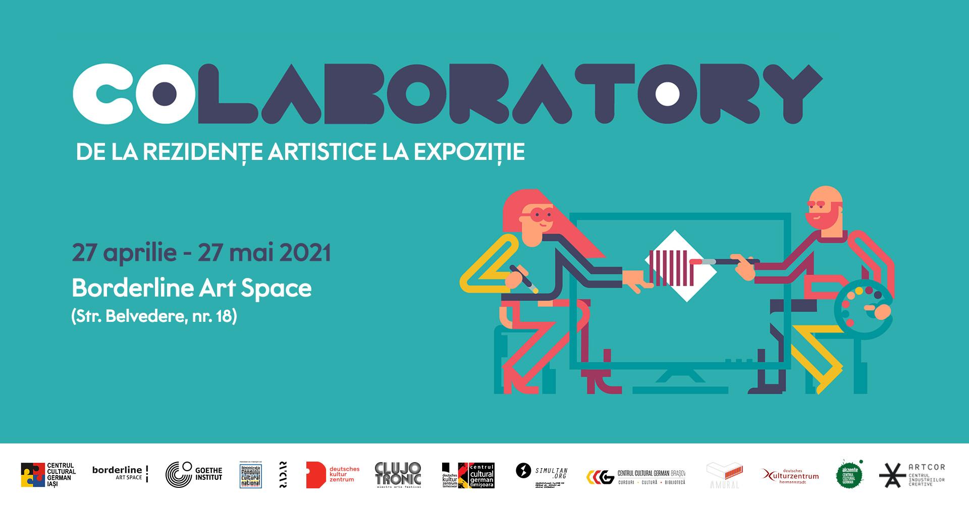 CoLaboratory – de la rezidențe digitale la expoziție