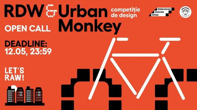 Competiție de design RDW x Urban Monkey