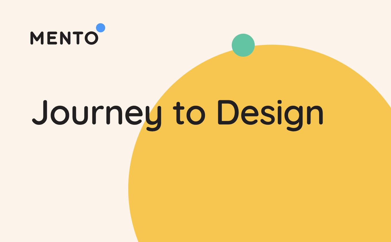 Journey to Design (June Cohort)