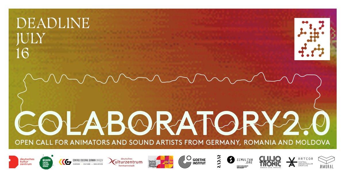 Open Call CoLaboratory 2.0 | Digital Artist Residencies