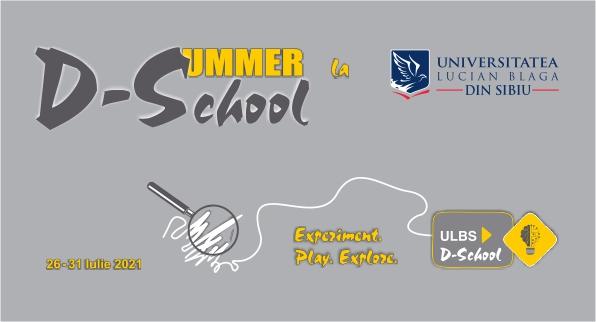 dSummer @ULBS D-School