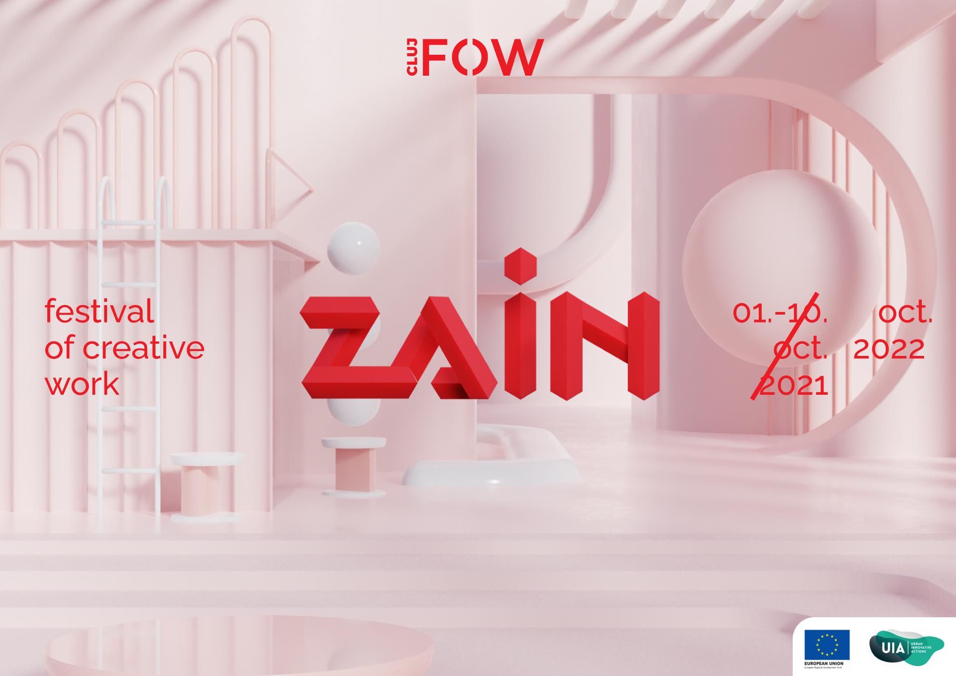 ZAIN – Festival of Creative Work