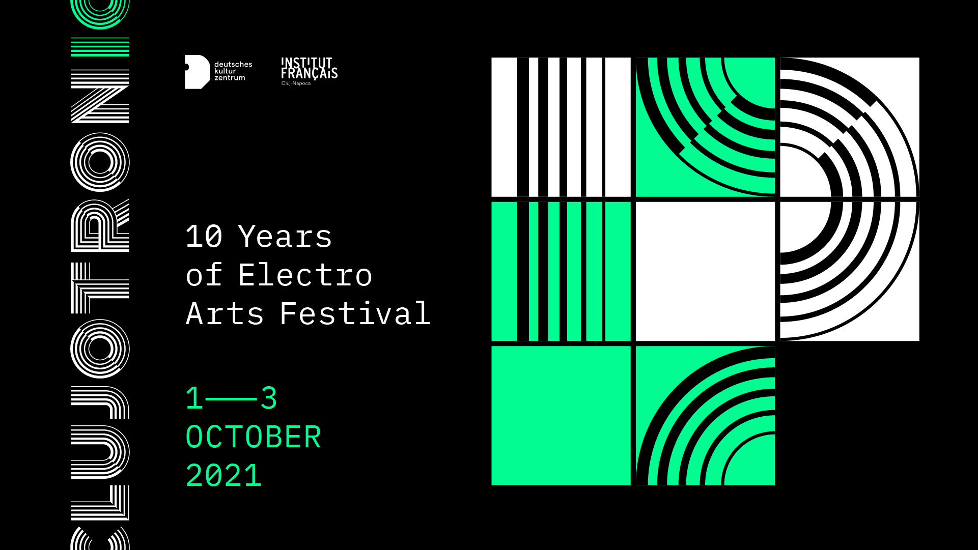 Clujotronic 2021 | 10 Years of Electro Arts Festival