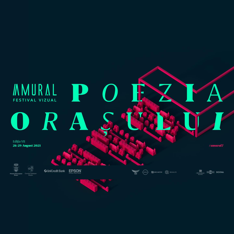 Amural 7 – Poezia Orașului